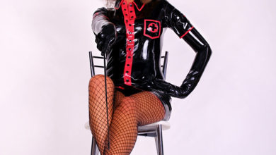 Photo of Domina Lady Vivian Ward