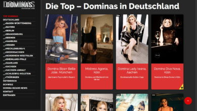 Photo of Dominas.net – Domina Linkliste
